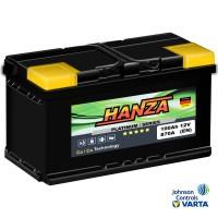 Hanza Platinum (6 CT-100) 100Ah-870Aen R+