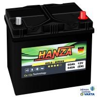 Hanza Gold Jis (6 CT-60) 60Ah-540Aen R+