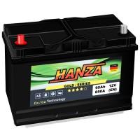 Hanza Gold Jis (6 CT-95) 95Ah-850Aen L+