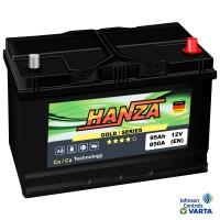 Hanza Gold Jis (6 CT-95) 95Ah-850Aen R+