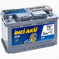 INCI AKU AGM START-STOP 6 CT-70AH-760A(EN) (0) R+