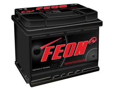 Ista Feon A1 (6 CT-60) 60Ah-540Aen R+ - фото 1