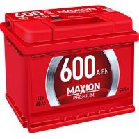 Maxion Premium 6 CT-60Ah-600Aen (1) L+