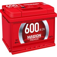 Maxion Premium 6 CT-60Ah-600Aen (0) R+