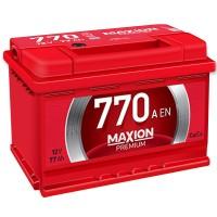 Maxion Premium 6 CT-77Ah-770Aen (0) R+