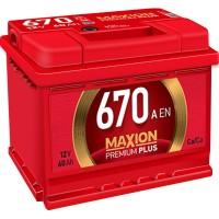 Maxion Premium Plus  6 CT-60Ah-670Aen h-175 (1) L+