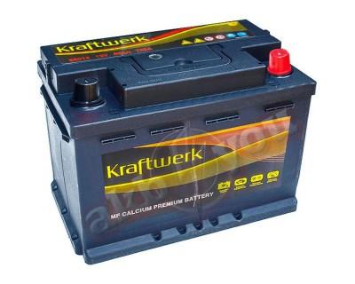 Kraftwerk Premium Euro 58014 (6 CT-80) 80Ah-780Aen R+ - фото 1