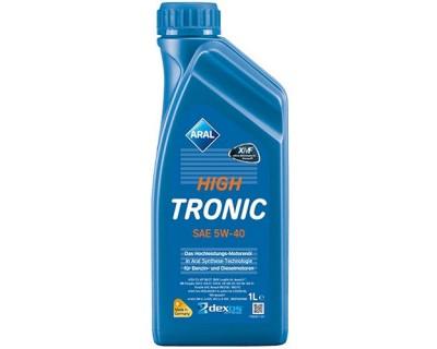 ARAL HIGH TRONIC SAE 5W-40 1L - фото 1