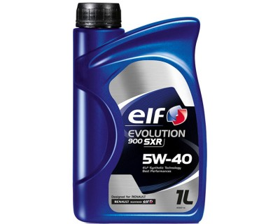 ELF EVOLUTION 900 SXR 5W-40 1L - фото 1