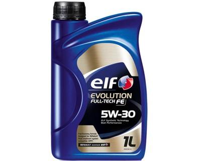 ELF EVOLUTION FULL TECH FE 5W-30 1L - фото 1