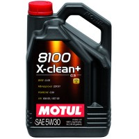 MOTUL 8100 X-CLEAN+ 5W-30 5L