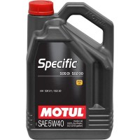 MOTUL SPECIFIC VW 505 01 502 00 5W-40 5L