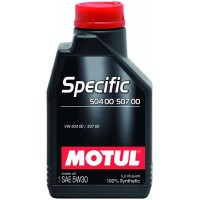 MOTUL SPECIFIC VW 504 00 507 00 5W-30 1L