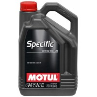 MOTUL SPECIFIC VW 504 00 507 00 5W-30 5L