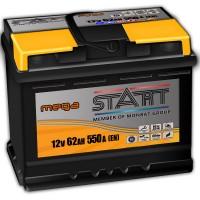 Mega Start Monbat 562 078 055  62Ah-550Aen R+
