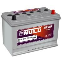 Mutlu Silver SD-100E (6 CT-100) 100Ah-850Aen R+