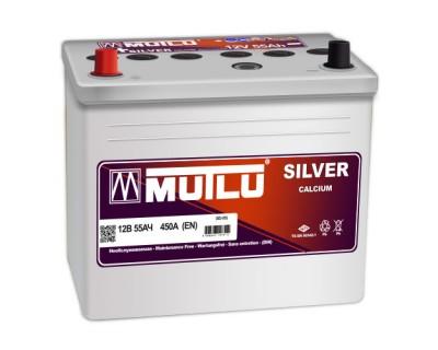 Mutlu Silver SD-45B 45Ah-400A L+ - фото 1