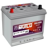 Mutlu Silver SD-60F 60Ah-520Aen L+