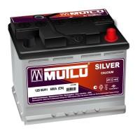Mutlu Silver LS2-60B (6 CT-60) 60Ah-600Aen R+