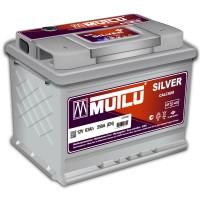Mutlu Silver LS2-63B 63Ah-650Aen L+