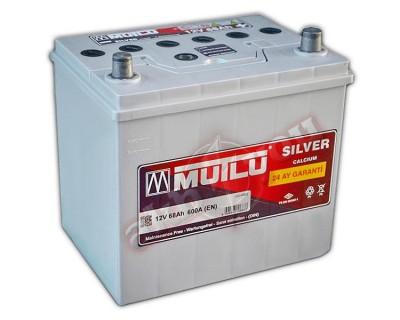 Mutlu Silver SD-68I (6 CT-68) 68Ah-600Aen R+ - фото 1