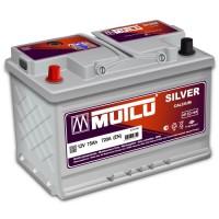 Mutlu Silver LS3-75B 75Ah-720Aen L+