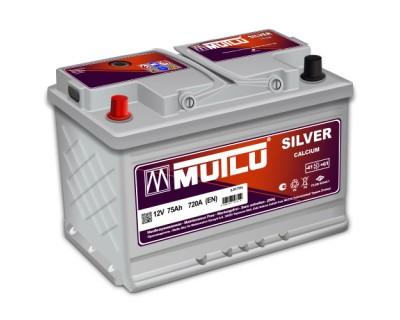 Mutlu Silver LS3-75B 75Ah-720Aen L+ - фото 1