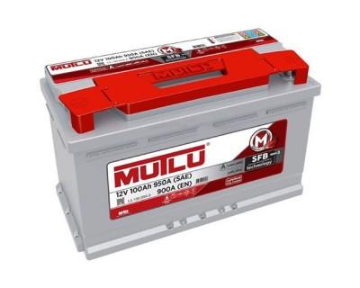 MUTLU SFB L5.100.090.A 6 CT-100Ah-900Aen R+ - фото 1