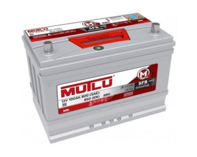 MUTLU SFB D31.100.085.C 6CT-100Ah-850Aen R+ - фото 1