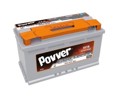 Povver SFB L5 6 CT-100Ah-950A (SAE) (0) R+ - фото 1