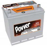 Povver SFB 70D23FL 6CT-68Ah-600Aen (0) R+