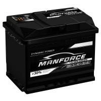 Manforce 6 СТ-60Ah-600A(en) (0) R+