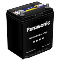Panasonic N-38B19L-BA 38Ah-400A(Jis) R+