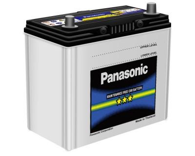Panasonic N-46B24LS-FS 45Ah-439A(Jis) R+ - фото 1
