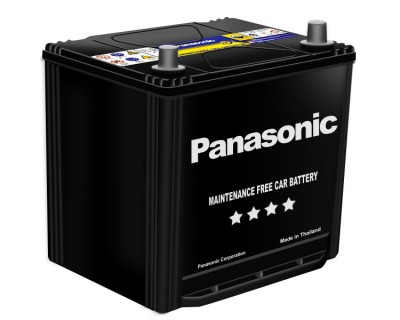Panasonic N-75D23L-FHB 65Ah-533A(Jis) R+ - фото 1