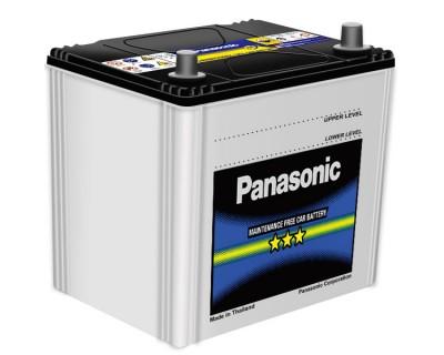 Panasonic N-75D23L-FS 65Ah-533A(Jis) R+ - фото 1