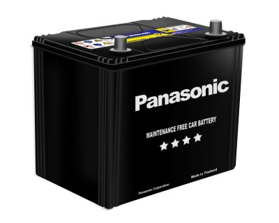 Panasonic N-80D26L-FH 75Ah-595A(Jis) R+ - фото 1