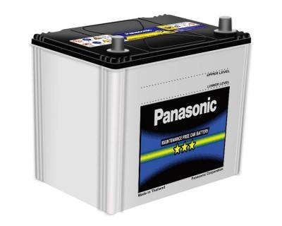 Panasonic N-80D26L-FS 65Ah-595A(Jis) R+ - фото 1