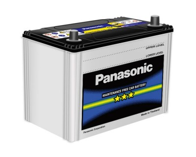 Panasonic N-105D31L-FS 90Ah-755A(Jis) R+ - фото 1