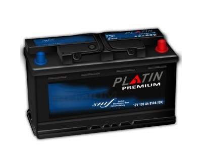 Platin Premium SMF 6CT-100Ah-850Aen (0) R+ - фото 1