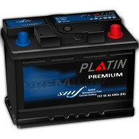 Platin Premium SMF (6CT-60) 60Ah-600Aen (h-175) R+