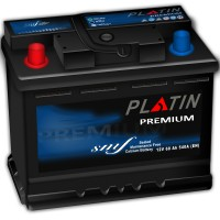 Platin Premium SMF (6CT-60) 60Ah-600Aen L+