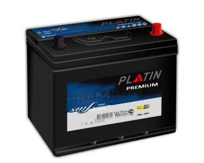 Platin Premium SMF (6CT-70) 70Ah-660Aen R+ - фото 1