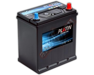 Platin Premium SMF (6CT-36) 36Ah-330Aen R+ - фото 1