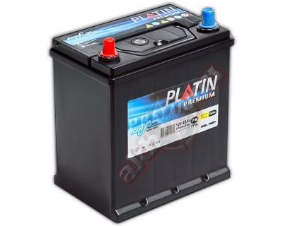 Platin Premium SMF (6CT-42) 42Ah-370Aen L+ - фото 1