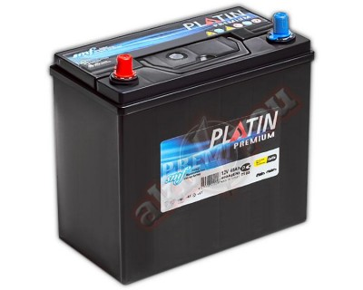 Platin Premium SMF (6CT-45) 45Ah-400Aen L+ - фото 1