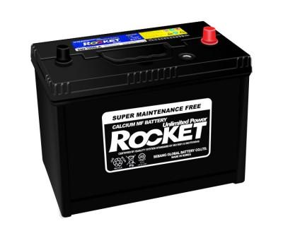 Rocket SMF 1000LA 100Ah-870A(en) R+ - фото 1