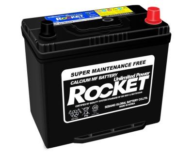 Rocket SMF NX100-S6LS 45Ah-430A(en) R+ - фото 1