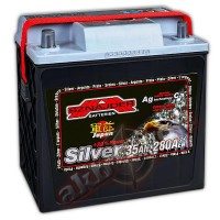 Sznajder Silver JIS (6 CT-35) 35Ah-280Aen L+