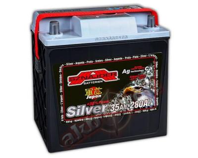 Sznajder Silver JIS (6 CT-35) 35Ah-280Aen L+ - фото 1